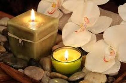 Relaxing Specials- Serene candles